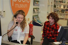 Young People take over Poole Museum