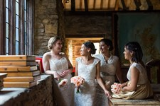 Bridesmaids in Schoolroom 2 - MUST CREDIT.jpg